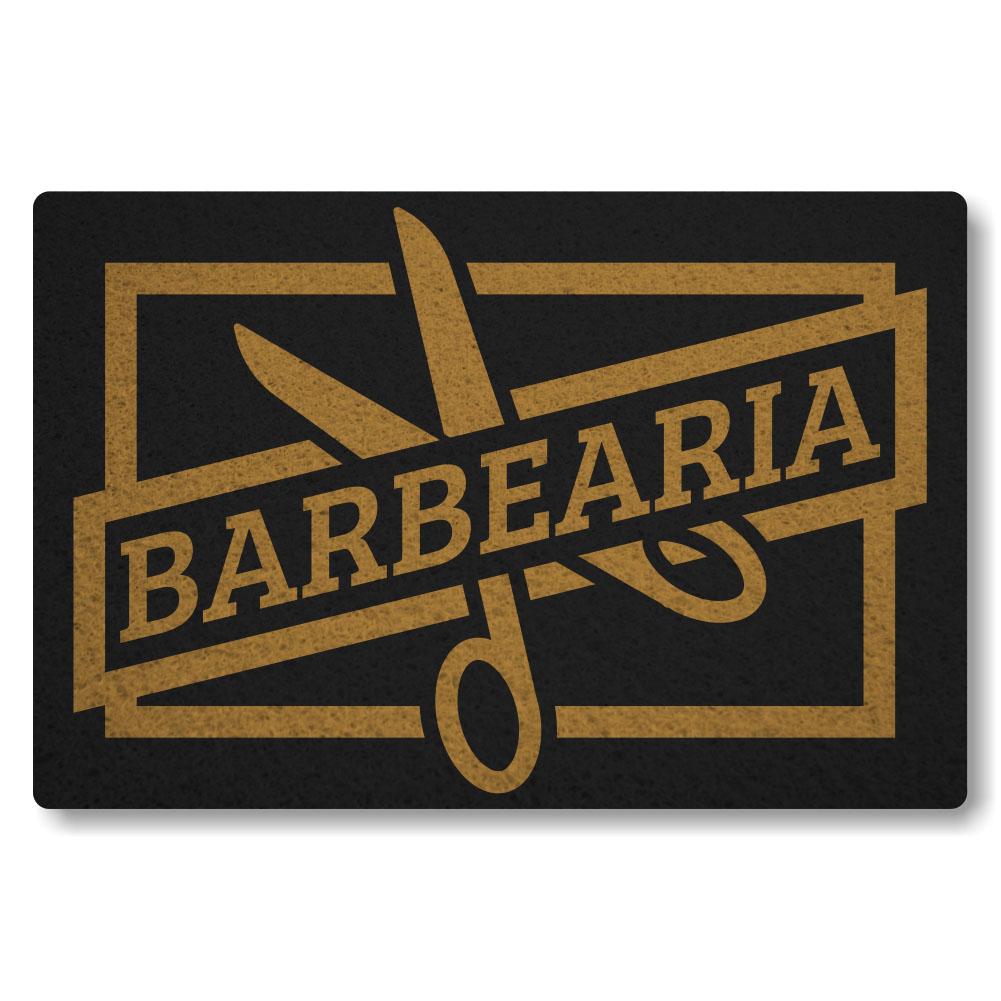 Tapete-Capacho-Personalizado-Barbearia-Preto